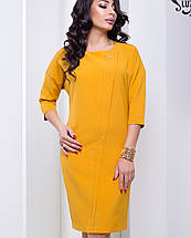 Свободное женское платье | Артемида lzn, фото 2