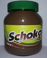 Шокаладный крем Schoko Creme ореховый, Германия, 750g