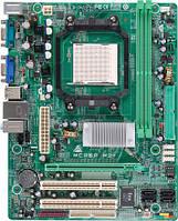 Плата под AMD SAM2 AM3 BIOSTAR MCP6P M2+ ПОНИМАЕТ ЛЮБЫЕ ПРОЦЕССОРЫ X2,X3,X4 до PHENOM II X4 sam3 am2 c Гарант