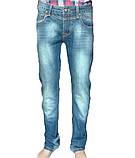 Узкие джинсы мужские с низкой посадкой Franco Benussi, фото 2