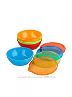 Набор детской посуды Gerber Graduates Bunch-a-Bowls, 8-Piece Set