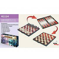 Шахматы, шашки и нарды 1114