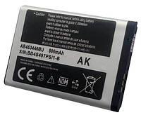 Аккумулятор для  Samsung E420, аккумуляторная батарея (АКБ Samsung X200 orig)