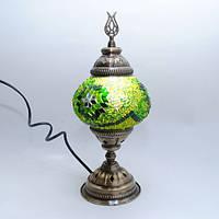Настольная лампа из мозаики 30 см Sinan-10