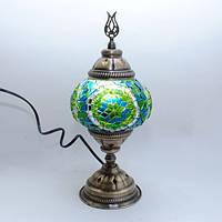 Настольная лампа восточная 30 см Sinan-13