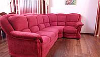 Перетяжка углового дивана, фото 1
