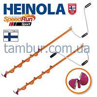 Ледобур Heinola SpeedRun Sport 100мм/600N (Финляндия)