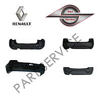 Бампер задний на Renault Kangoo