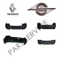 Бампер задний на Renault Trafic