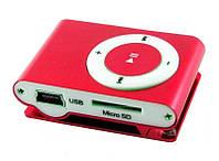 MP3 плеер iPod Shuffle Копия красный