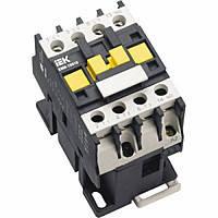 Контакторы электромагнитныеИЕК КМИ-46512, 65А с катушкой 220В⁄АС3 1з+1р, ИЭК