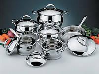 Наборы кухонной посуды, наборы кастрюль