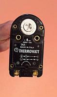 Терморегулятор механический TAS / 15А / 250V с термозащитой (для ТЭНов), длина 270мм       Thermowatt, Италия, фото 1