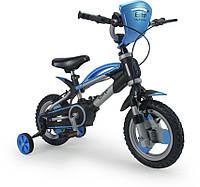 """Беговой велосипед Injusa 2in1 Elite 12001 12"""" колеса + боковые колеса + каска"""
