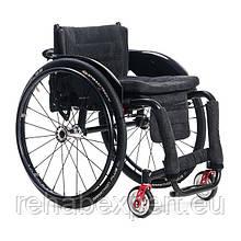 Легка Активна Інвалідна Коляска TORNADO Sport Wheelchair