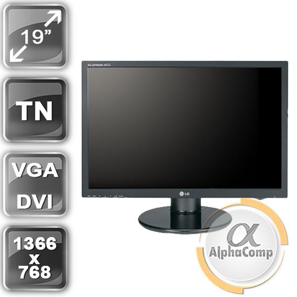 "Монитор 19"" LG W196WTQ-BF (16:9/TN/VGA) class A БУ"