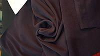Пальтовая ткань кашемир стрейч(ликра)фиолетывый