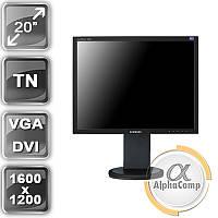"Монитор 20"" Samsung 204B (TN/4:3/DVI/VGA) б/у"