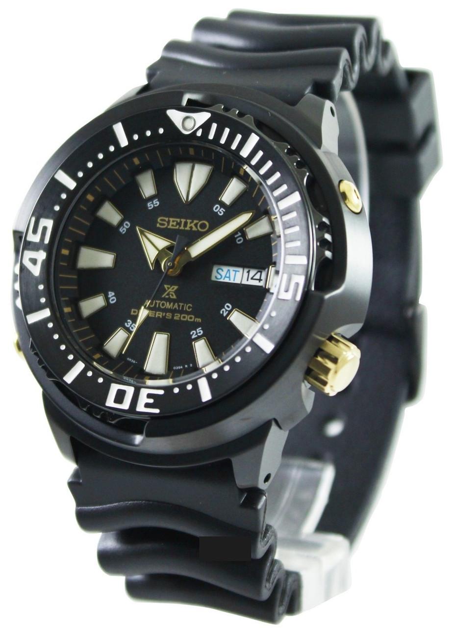 Часы Seiko Prospex Baby Tuna SRP641K1 Automatic Diver's