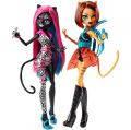 Набор кукол Кэтти и Торалей серия Пугающие рокеры Monster High Fierce Rocke