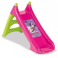 Детская Горка с водным эффектом Minnie Mouse XS Smoby 310275