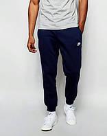 Мужские спортивные штаны Nike Утепленные на флисе (зимние)