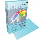 Папір кольоровий 80г/м, А4 500арк. SPECTRA COLOR IT 120 Ocean (Пастельний світло-блакитний)