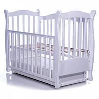 Детская кроватка Верес Соня ЛД15 белая