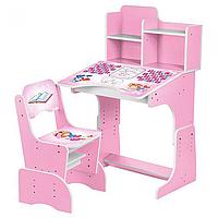 Детская парта Растишка Bambi B 2071-13 pink