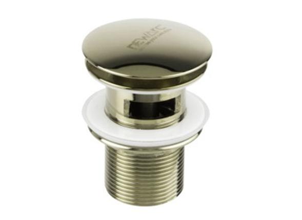 Донный клапан NEWARC (740773E) бронза, фото 2