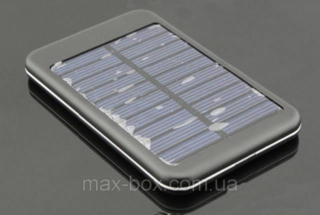 Зарядное устройство от солнца 5000mha