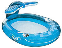 Детский бассейн 57435 Веселый кит