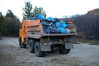 Вывоз строительного мусора в Киеве и области