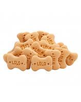 LOLO PETS печенье для собаки - с банановым вкусом 3кг
