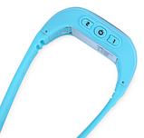 Дитячі розумні годинник Q50 з GPS трекером і функцією телефону (Sky Blue), фото 3