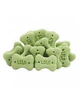 LOLO PETS печенье для собаки  - с овощами 3кг