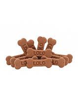LOLO PETS печенье для собаки L - с шоколадным вкусом 3кг