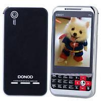 Детский мобильный телефон Donod D9401 черный