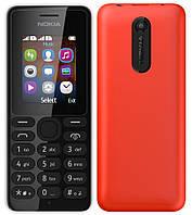 Детский мобильный телефон Nokia 108 Red Оригинал  Гарантия 12 мес
