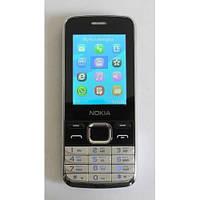"""Детский мобильный телефон Nokia A6 2,4"""" 2SIM Bluetooth Радио Металл"""