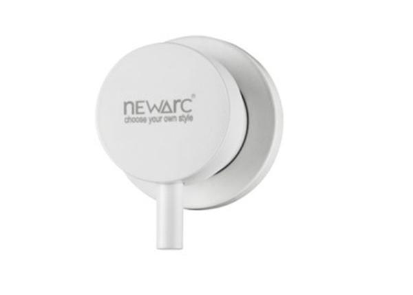 Вентиль NEWARC Maximal (101632W) белый, фото 2