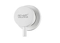 Вентиль NEWARC Maximal (101632W) белый