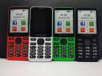 Детский мобильный телефон Nokia Х215 2Sim 4 цвета
