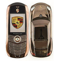 Детский мобильный телефон Porshe F977 gold (2 sim)