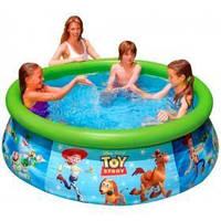 Детский надувной бассейн 54400 Toy Story