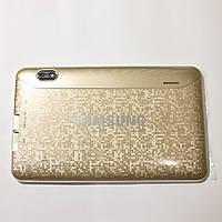Детский Планшет Samsung Galaxy Tab 4 золотой (1 Sim) реплика