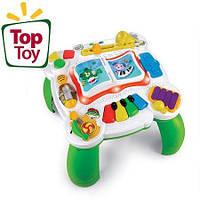 Детский развивающий интерактивный музыкальный столик Groove Leap Frog Англ