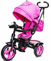 Детский Трехколесный велосипед Neo 4 Pink