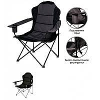 Кресло складное с регулируемыми подлокотниками и Мастер Карп КХ-5980