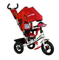 Детский трехколесный велосипед-коляска Crosser ONE T-1 Air
